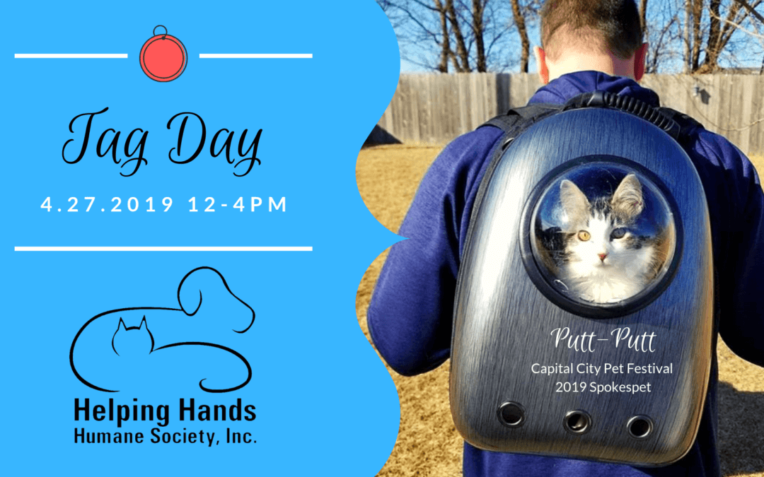 Tag Day 4/27/19 12-4pm