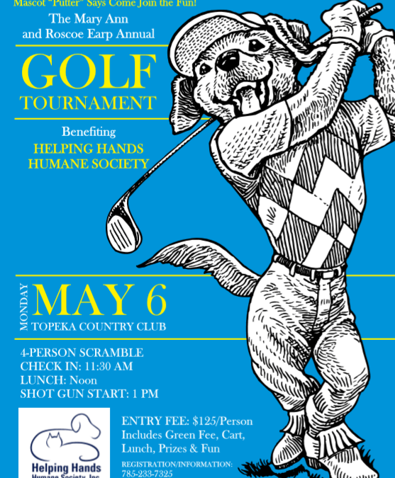 Mary Ann & Roscoe Earp Annual Golf Tournament